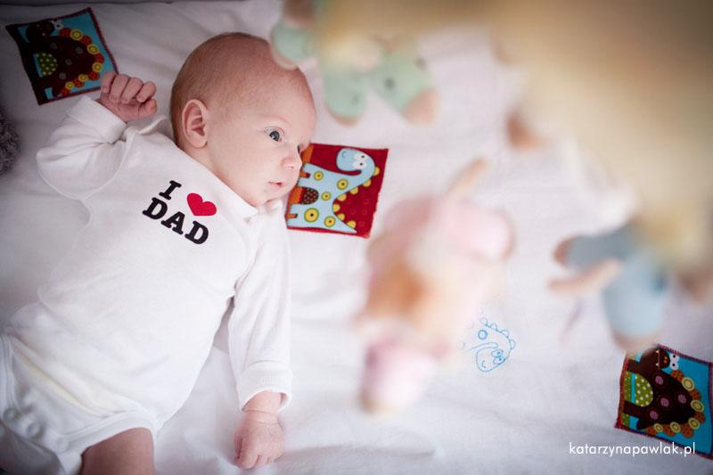 Aleks sesja niemowleca Kalisz 005