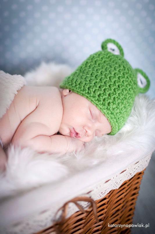 Aleks sesja niemowleca Kalisz 016