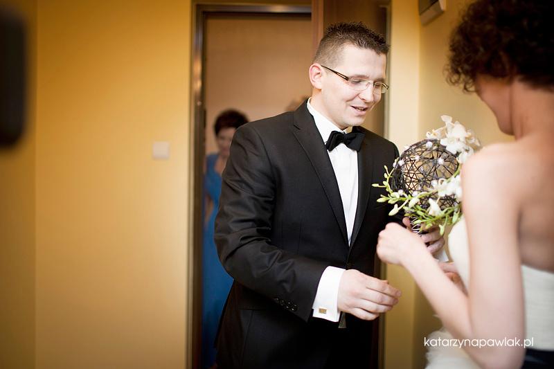 Beata & Marcin reportaz slubny Szczytniki 018