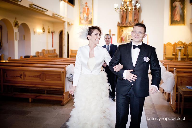 Beata & Marcin reportaz slubny Szczytniki 039