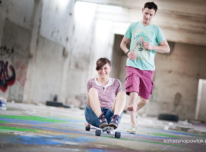 Ewelina & Marcin
