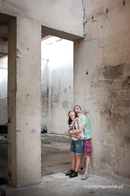 Ewelina & Marcin sesja narzeczenska Kalisz 027